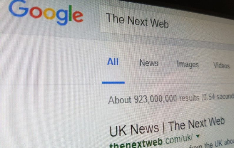 Google's testing a significant change to the way it shows search results