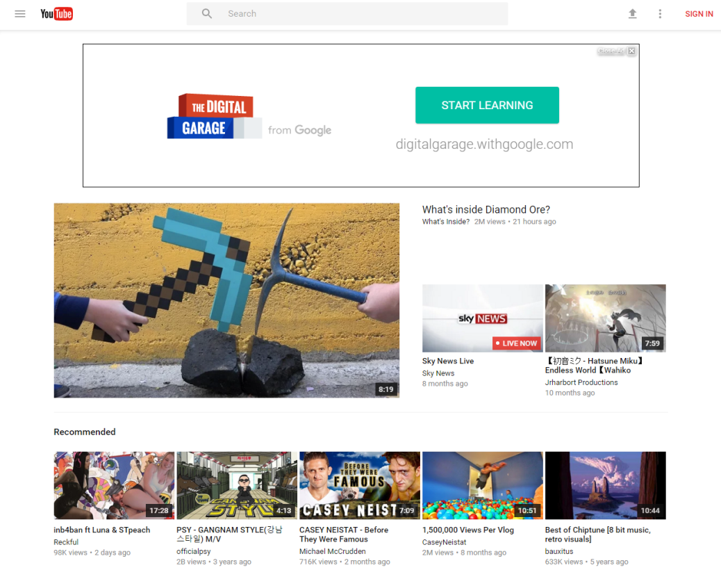 YouTube is getting Google's Material Design, here's how to