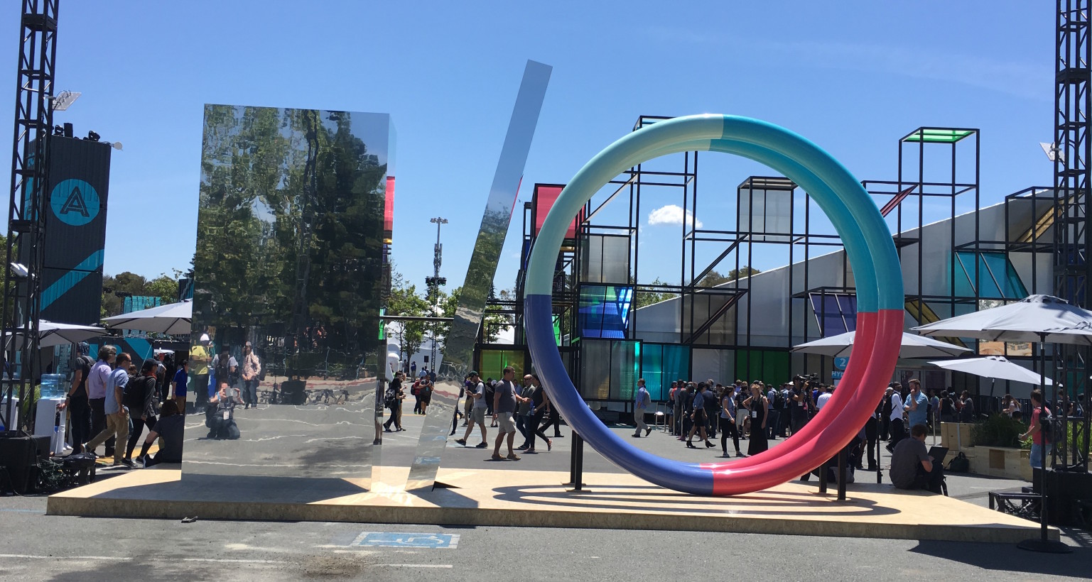 Turns out Google did give something away at I/O 2016, but it's not what anyone expected