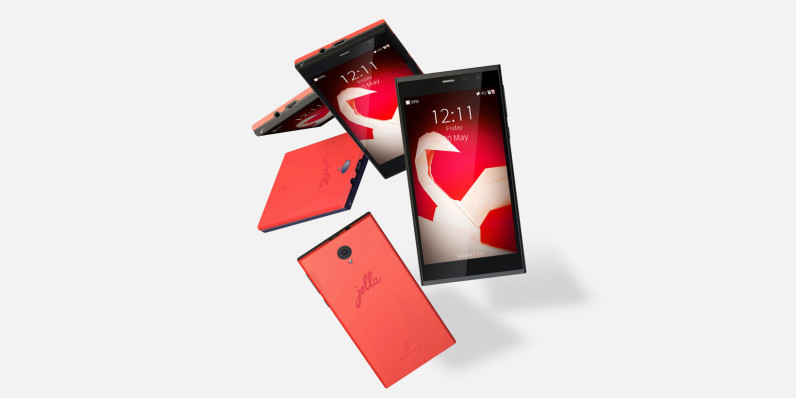 Jolla's new €169 Sailfish OS phone is already sold out