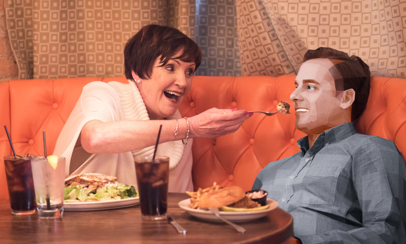 $30,000 life-size 3D replica of you is the perfect Mother's Day gift from garbage sons