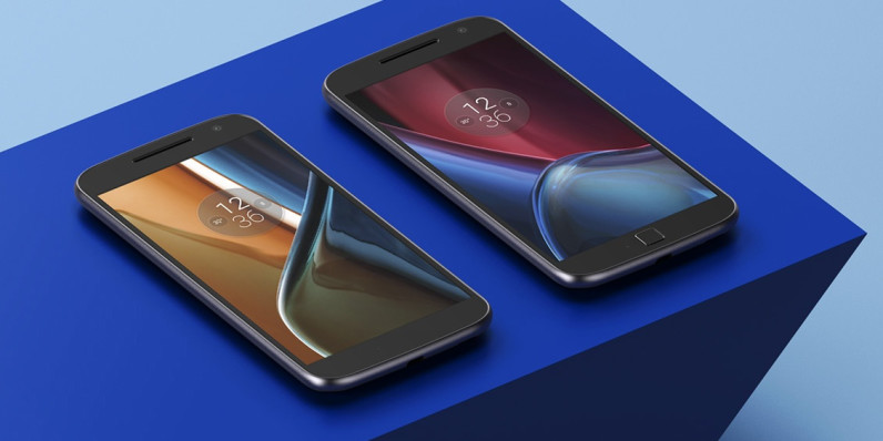 Motorola refreshes its budget G handset line with the Moto G4 and G4 Plus