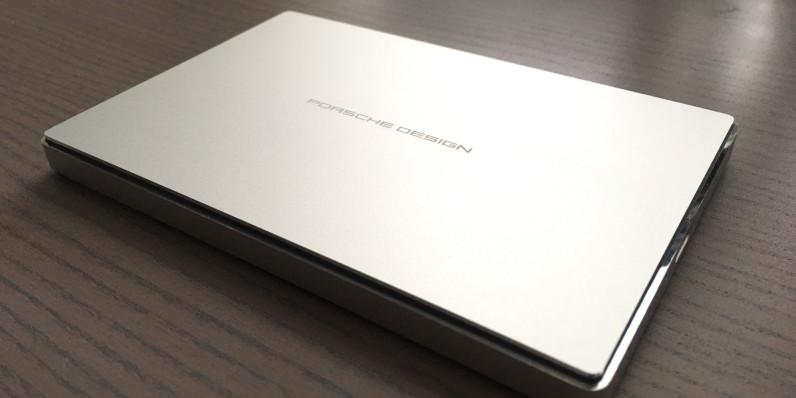 Review: LaCie's Porsche Design USB-C drive is my MacBook's gorgeous new best friend