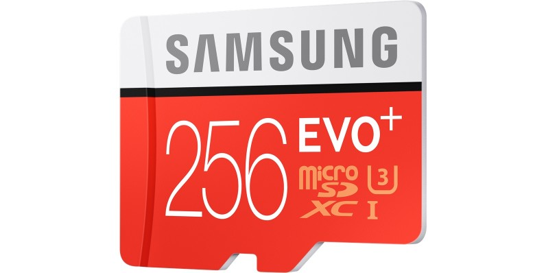 Samsung's new 256GB microSD card can hold 12 hours of 4K video