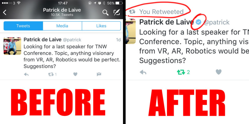 Twitter Bug Lets Verified Accounts Fake Verify Other Users