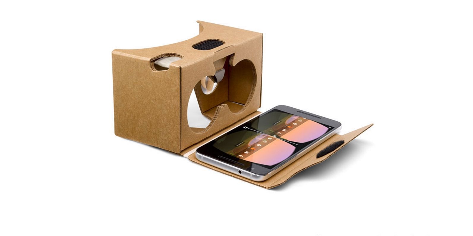 Google's now selling its Cardboard VR viewer outside the US