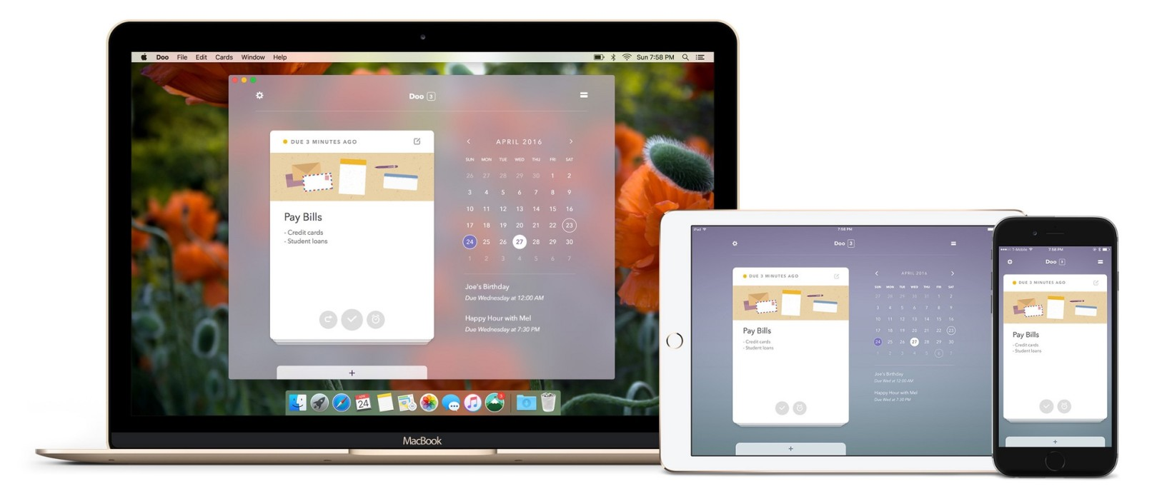 Doo's card-based productivity app arrives on Mac to stop your procrastination