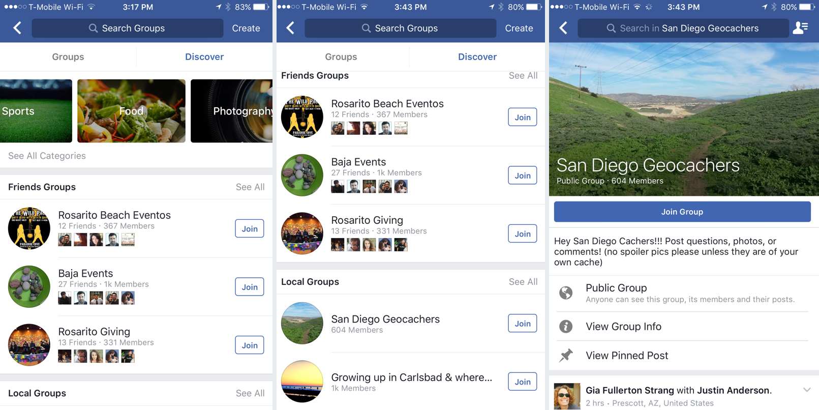 Facebook testing 'Discover' for Groups to help you find like-minded weirdos