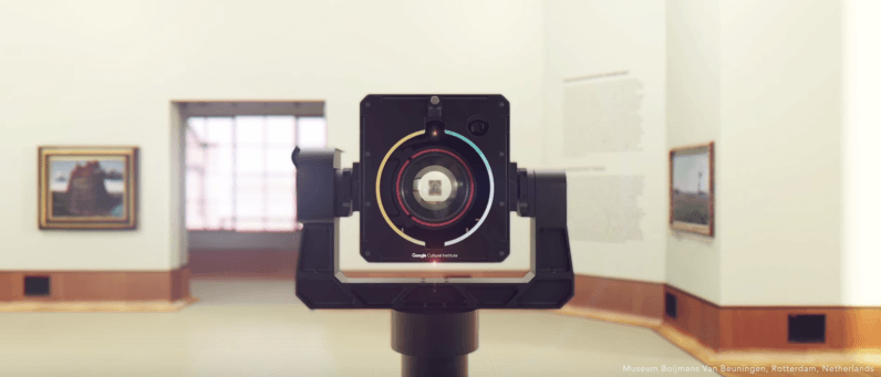 Google just unveiled a 'gigapixel' camera – but it's not for you to take selfies ...