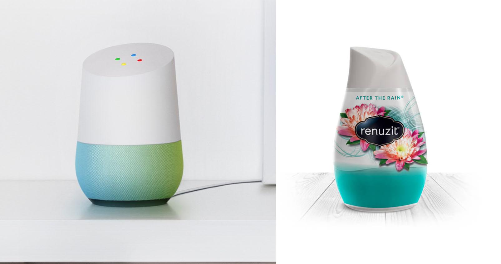 Google Home Air Freshener