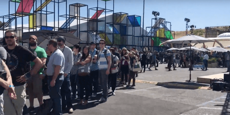 Google I/O 2016: A look at how not to run a large event