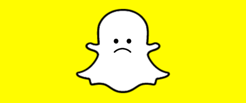 Snapchat is down [Update: It's back!]
