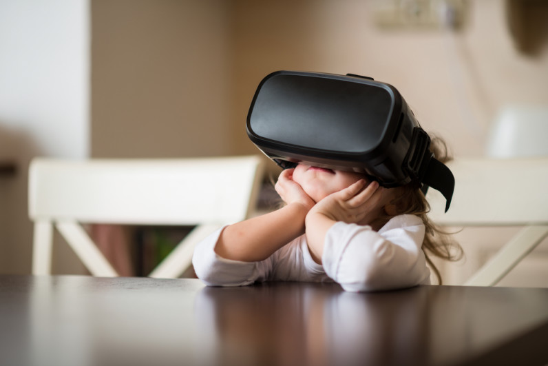 How virtual reality is empowering future generations