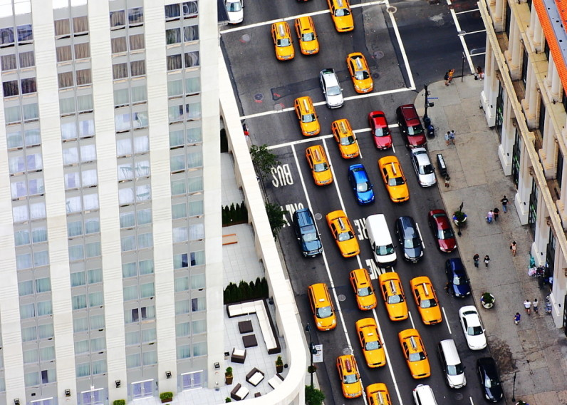 Uber now offers $5 shared rides during rush hour in NYC