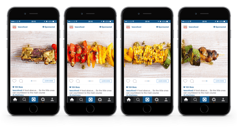 Your leftover shopping cart items are about to show up as Instagram ads