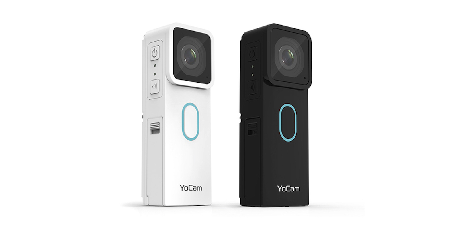 YoCam Waterproof Camera lets you edit, share and more