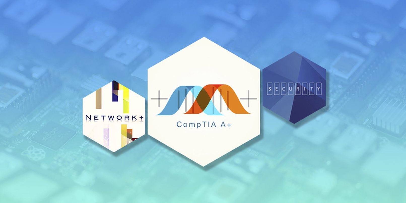 CompTIA IT Security, Network & Hardware Certification Prep