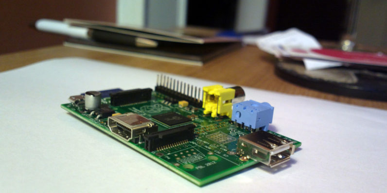 Turn your Raspberry Pi into a Flickr upload machine