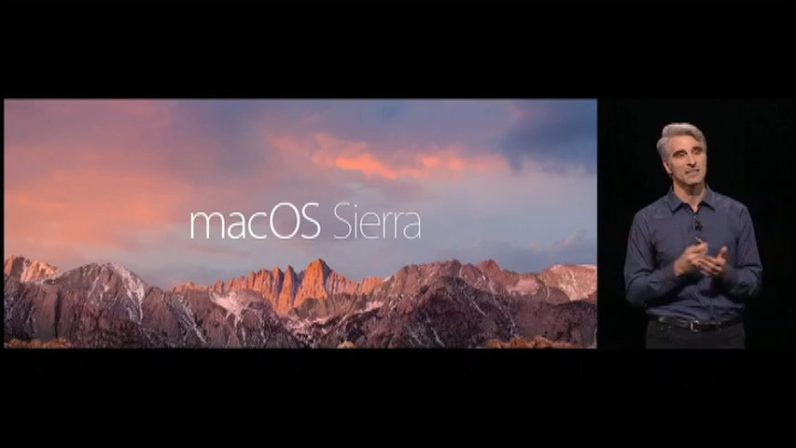 OS X is now officially macOS, and it has Siri