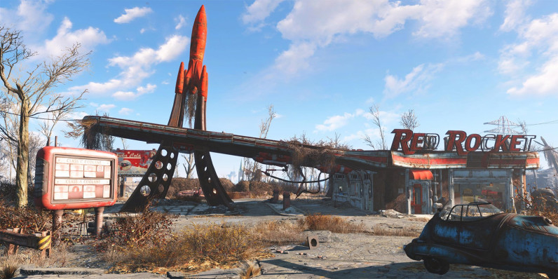 Fallout 4 is getting a VR release next year