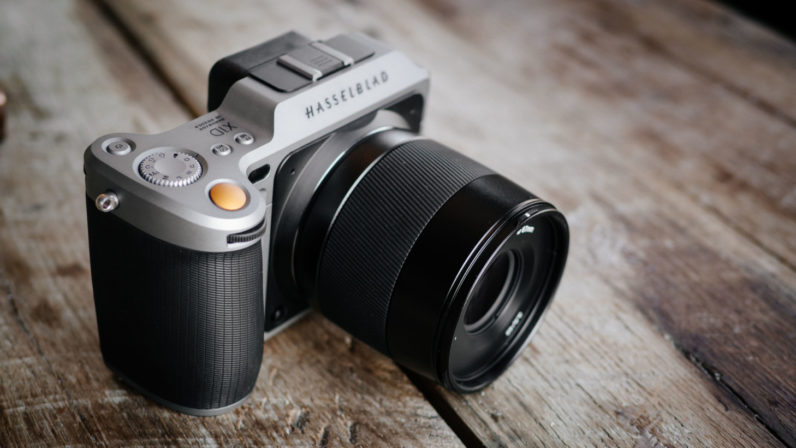 Hands-on: Hasselblad's wonderful X1D is the Tesla of high-end photography