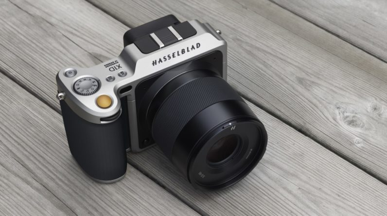Hasselblad's $9,000 X1D has the largest sensor ever put into a mirrorless camera