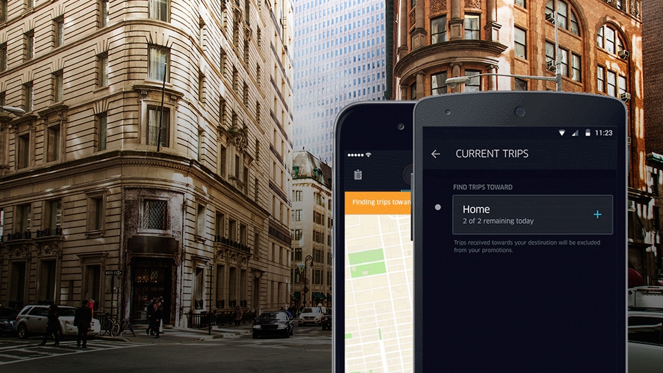 Uber will make you pay if you keep your driver waiting more than two minutes