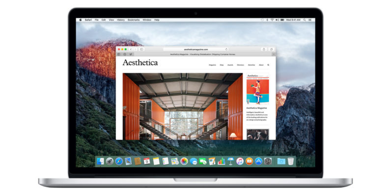 Apple is finally ditching Flash in Safari on MacOS Sierra