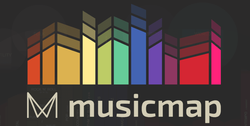 This awesome interactive music encyclopedia will geek you out