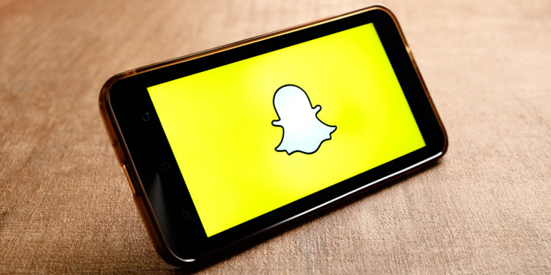 Report: Snapchat is making scannable codes for the real world