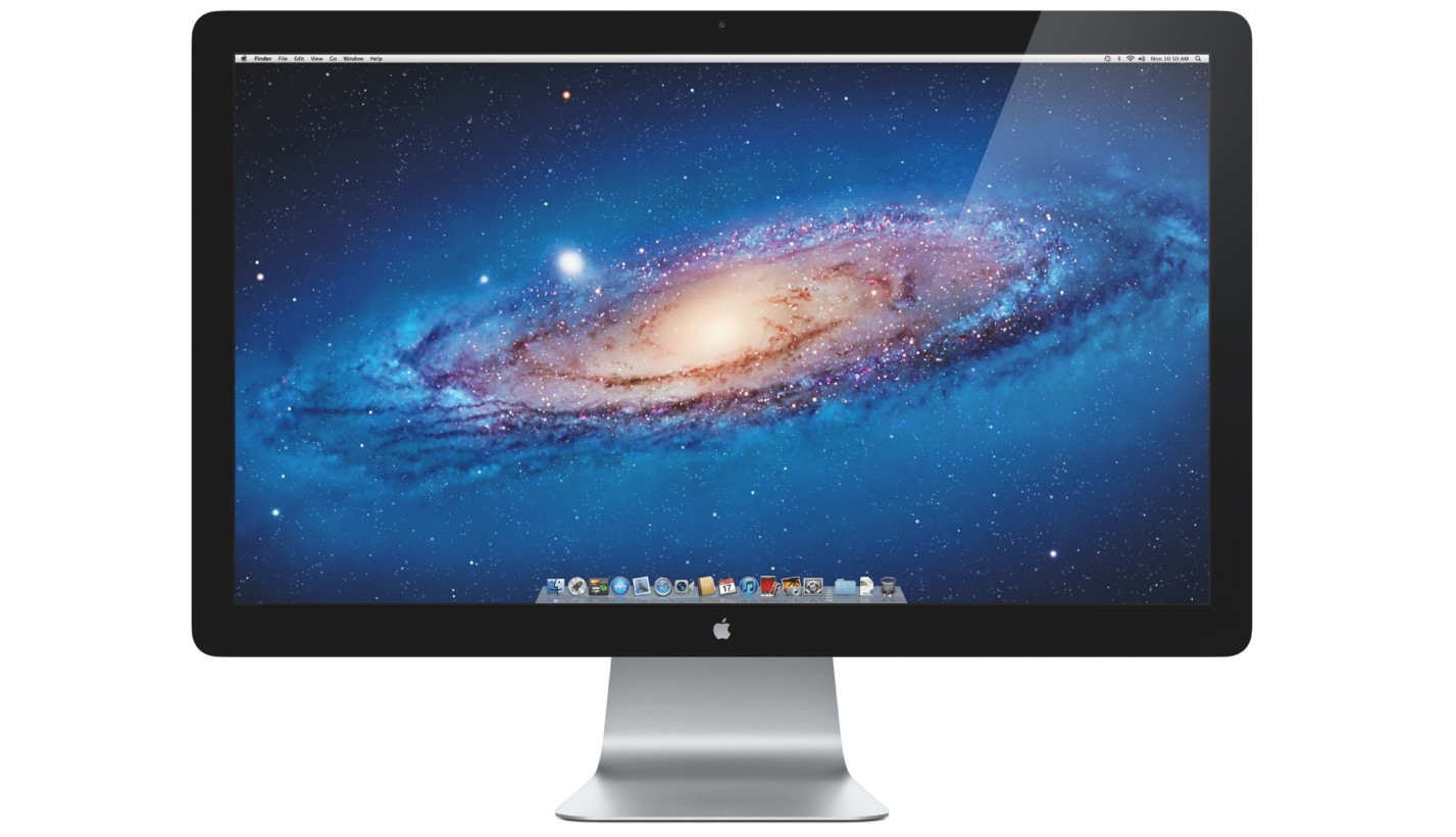 Apple is killing off the Thunderbolt display