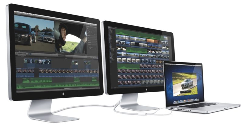 Why Apple is (probably) really killing the Thunderbolt display