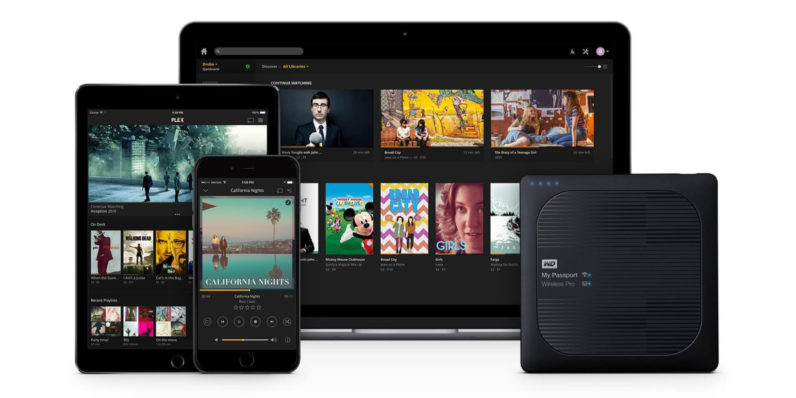 WD's new portable hard drive lets you take your Plex library wherever you go