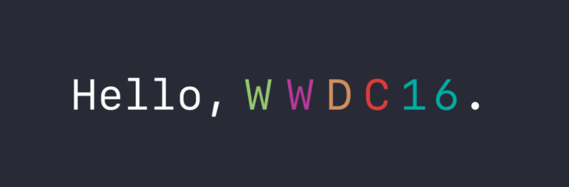 Where to watch Apple's WWDC 2016 live