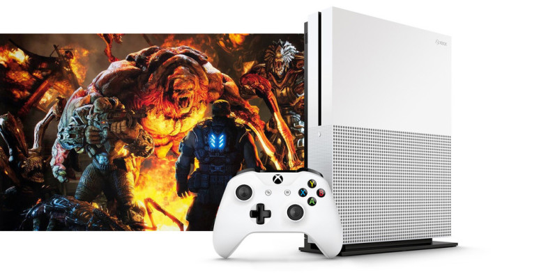 Microsoft leak shows us what the next Xbox One looks like