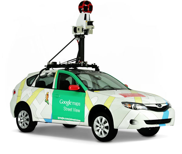 India's security concerns are delaying Google Street View coverage