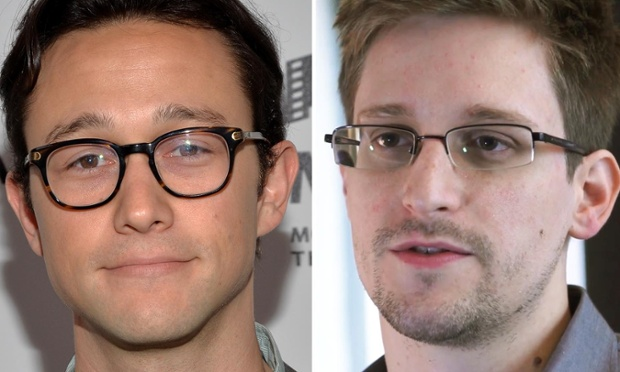 Joseph Gordon-Levitt wants you to help him make a movie with Edward Snowden