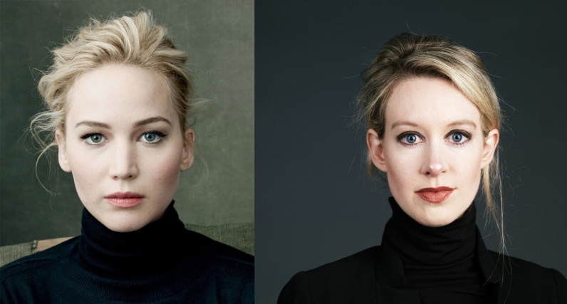 Jennifer Lawrence signs on to play Elizabeth Holmes in a medical drama about Theranos