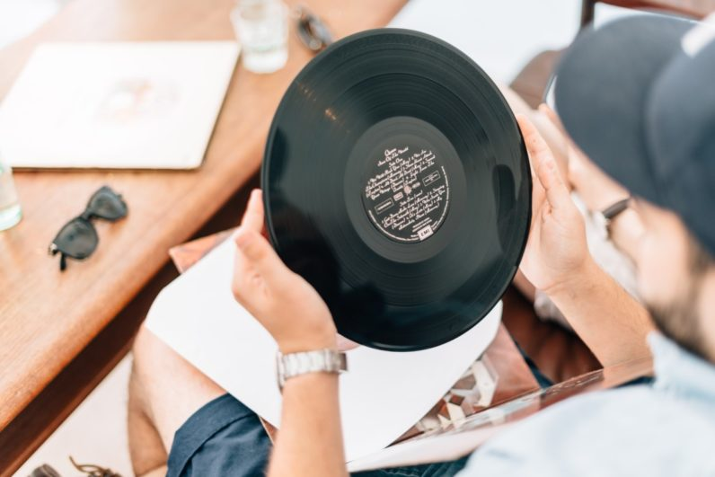 Make a vinyl record from your favorite SoundCloud tracks
