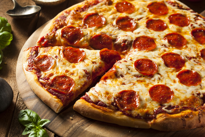 Little Caesars patents robot that assembles perfect pepperoni pizza