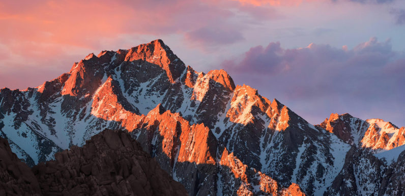 macOS Sierra's long-awaited 'Night Shift' feature is here today