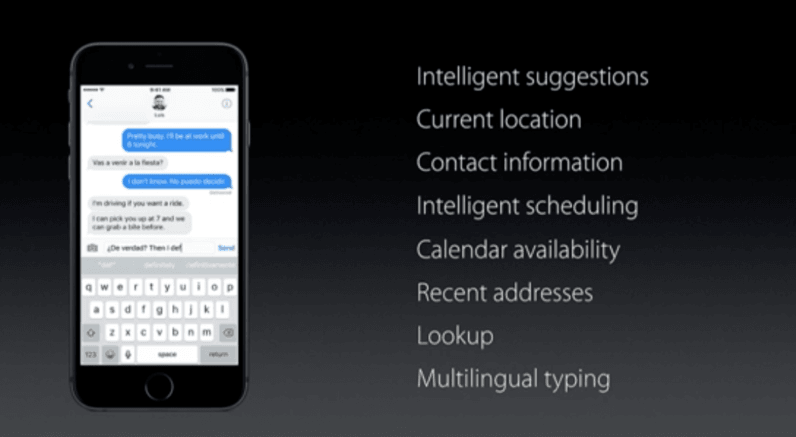 Siri is opening up to all third-party apps