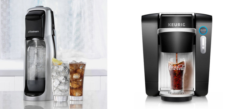 SodaStream goes after thirsty Keurig Kold customers with free machine replacements
