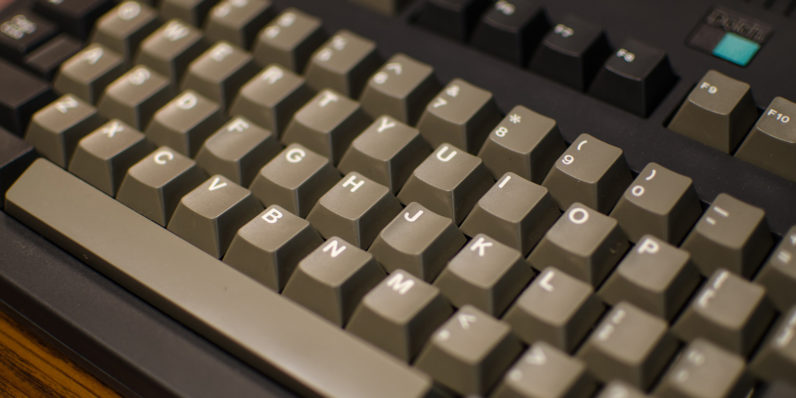 Why your next desktop upgrade should be a mechanical keyboard