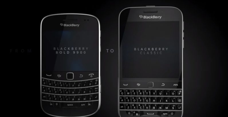 BlackBerry has killed its Classic smartphone permanently
