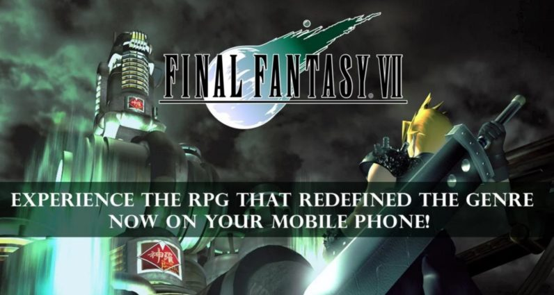 You can play Final Fantasy VII on Android now (legally)