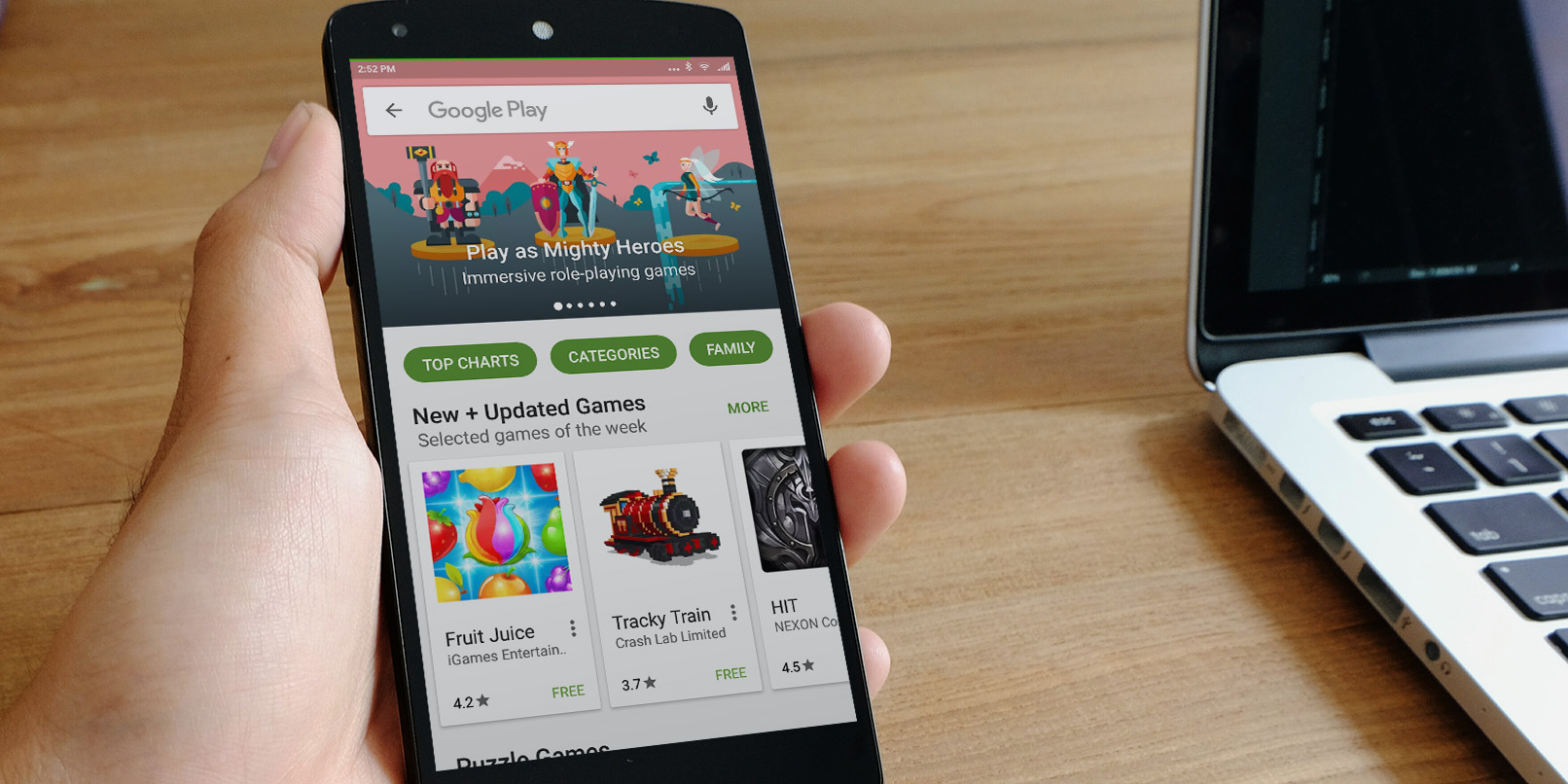 Google Play will soon let you share purchases with 6 people