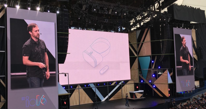 Google may still be working on a standalone VR headset for Daydream