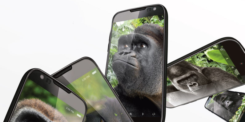 Corning says its Gorilla Glass 5 will protect phones from selfie junkies' butterfingers