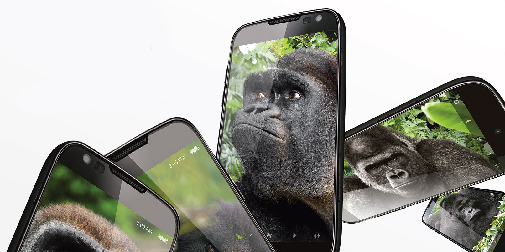 Corning says Gorilla Glass 5 for phones will survive 1.6m drops